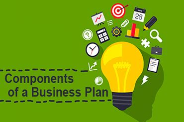 Business plan elements structure
